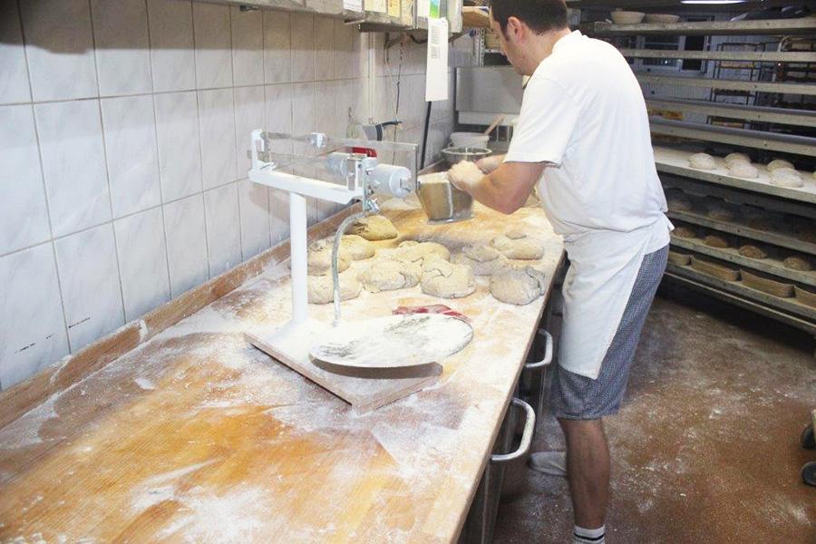 Bäckerei Schrafstetter - Backstube