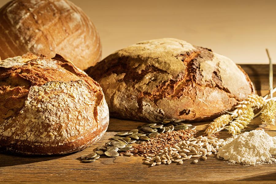 Bäckerei Schrafstetter - Produkte: Brot, Semmeln, Gebäck oder Kuchen