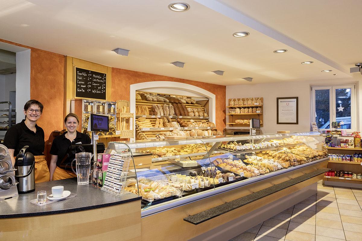 Bäckerei Schraftsetter - Hauptstr. 8 - 85419 Mauern