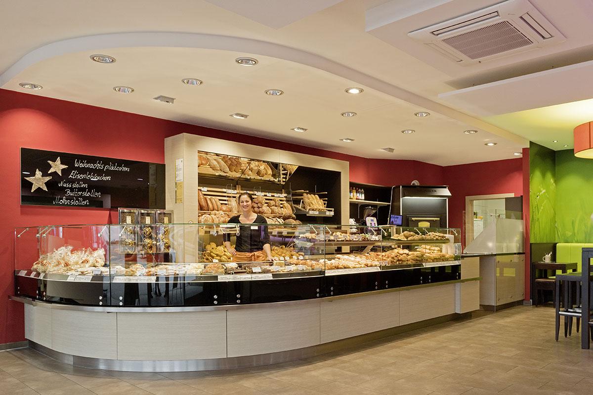 Bäckerei Schrafstetter - Hausmehringer Straße 22 - 85405 Nandlstadt